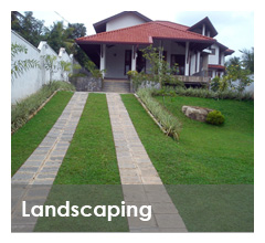 Home Landscape Design Sri Lanka