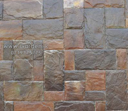 Garden Lk Wall Designing Cladding Exteriorinterior Sri